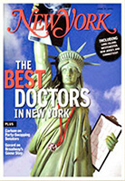 New York Best Doctors 2001